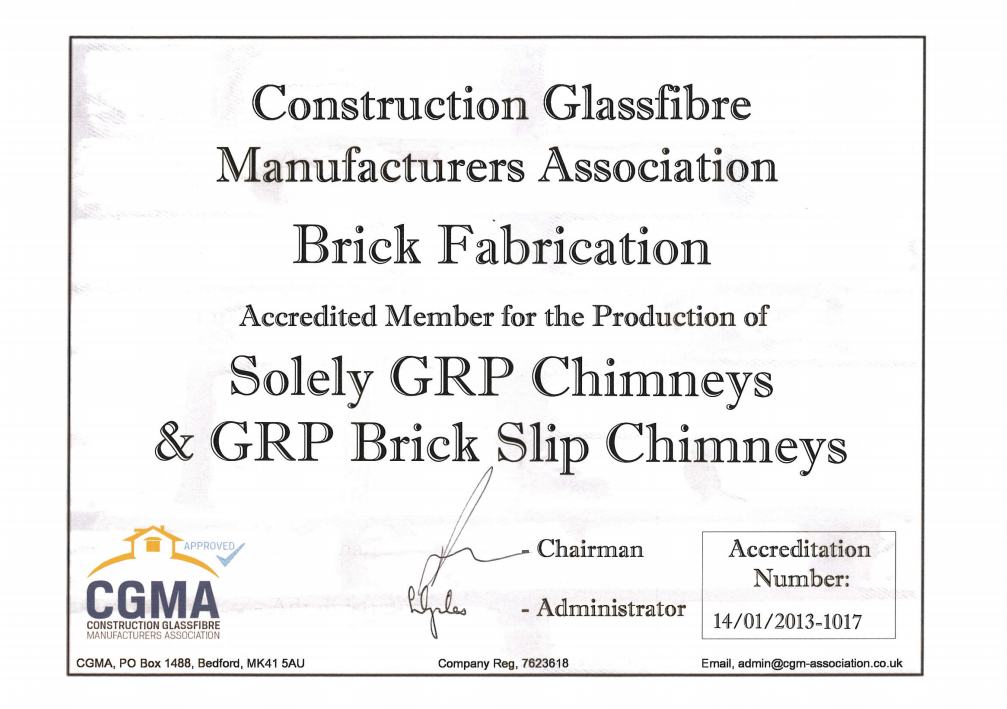CGMA – Construction Glassfibre Manufacturers Association